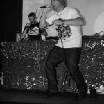Alikazam live on stage